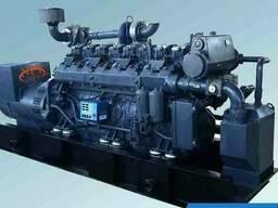 500кВт природный газовый генератор