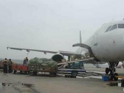 Авиаперевозки опасных грузов из разных городов Китая в Душан