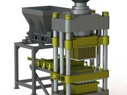 Block making machine Titan 900D
