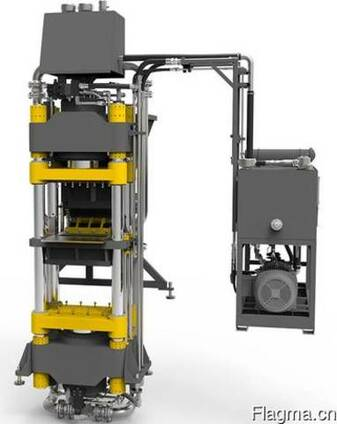 Brick making machine Titan