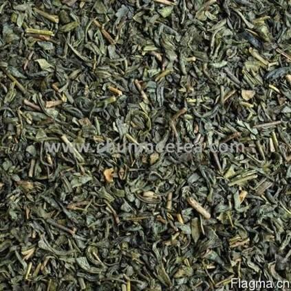 Чай зеленый мелкий, средний,крупный лист.чай в мешках