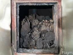 Древесный уголь для BBQ из твёрдых пород дерева