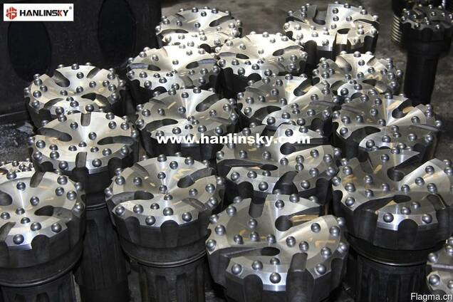 Drill bits for DHD340, DHD360 shank