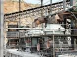 Дробилка для производства щебня в России кмд ксд - фото 1