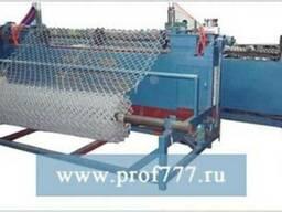 Экспорт оборудования для изготовления сетки рабицы из Китая