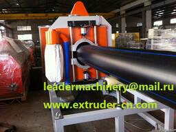 Экструдер, оборудование, линия для труб водоснабжения110-400