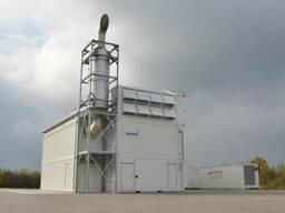 Газопоршневая электростанция MWM, Jenbacher 800 квт- 4 мвт