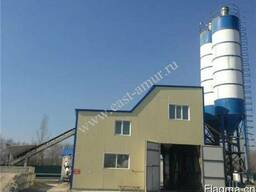 HZS35 бетонный завод