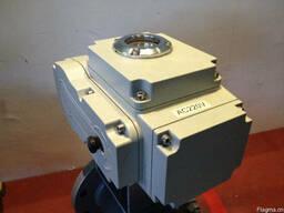 Качественные электроприводы для затворов дисковых и шаровых