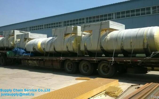 Китай-Казахстан,перевозки негабаритов и опасных товаров