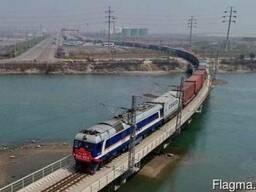 Консолидация грузов (LCL) из Гуанчжоу в Душанбе - фото 1