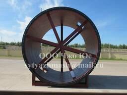 Корпус барабана шаровой мельницы 1342.03.201-2СБ
