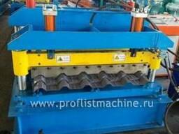 Линия для производства металлочерепицы в Китае - фото 2