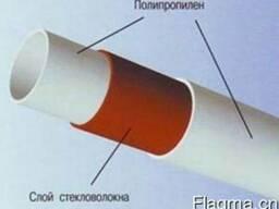 Линия для производства трехслойных ППР труб для отопления