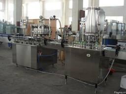 Линия для розлива газированных напитков в алюминиевные банки