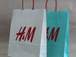 Линия пр-ва бумажных пакетов с плетёными ручками