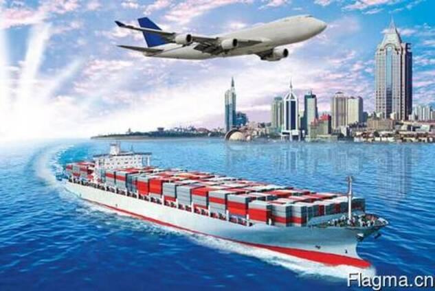 Международные морские контейнерные перевозки