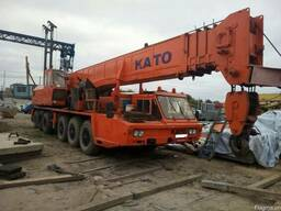 Mobile Crane Kato NK-750Y. - photo 2
