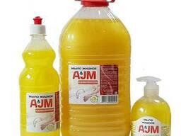 Моющие и чистящие средства AJM, Жидкое мыло AJM