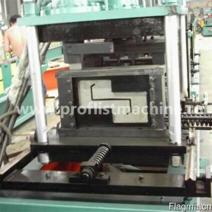 Оборудование для изготовления и Z и Σ профилей в Китае