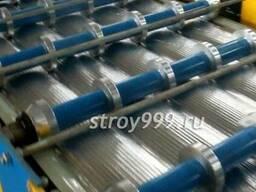 Оборудование для производства профилей с пластиковой пленкой