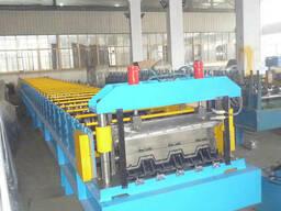 Оборудование для производства профнастила H114 из Китая