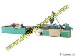 Оборудование для производства волнообразной и трапециевидной