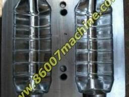 Оборудование для выдувания пластиковых бутылок