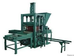 Оборудование по производству брусчатки и бетонных блоков QF4 - фото 4