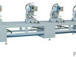 Оборудование по производству пластиковых окон и дверей