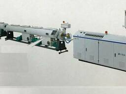 Оборудование По Производству Пластиковых Труб PE / PP/ PVC - фото 1