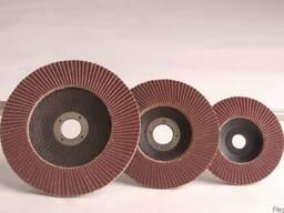 Оборудование для производства эластичных лепестковых шлифова