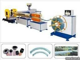 Оборудование по производству армированных шланков из ПВХ