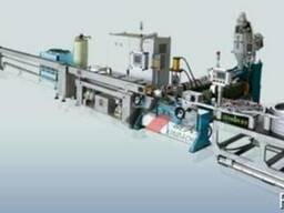 Оборудования для производства упаковочной ленты