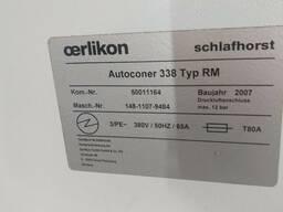 Oerlikon модель 338 автоматический цилиндр