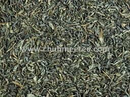 Поставить китайский зеленый чай