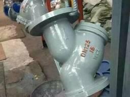 Продаю фильтр сетчаный стальной типа Y Ру16 Ду125, Китай