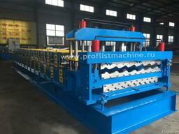 Продаю станок для производства профнастила в Китае 2018