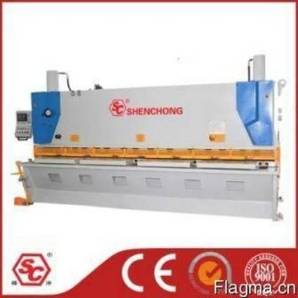 QC11Y-10X2000 гильотина гидравлическая из Китая