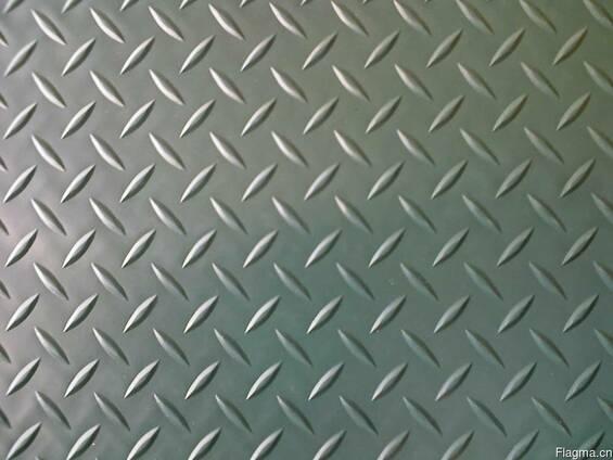 Рифленый лист из нержавеющей стали