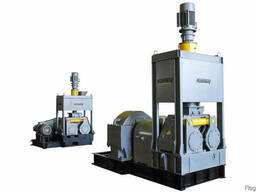 Roller press for peat briquetting - фото 2