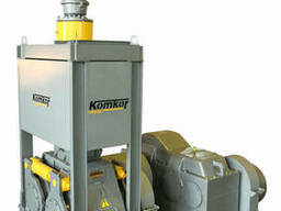 Roller press for peat briquetting - фото 7