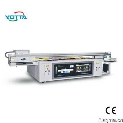 Широкоформатный планшетный ультрафиолетовый принтер