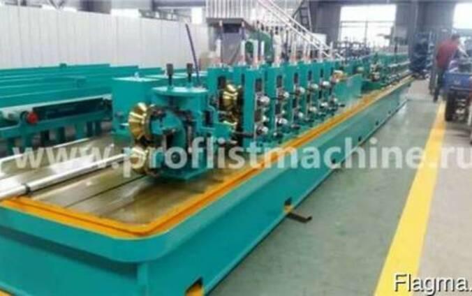 Станок для гибки профильной трубы модель JB45 в Китае