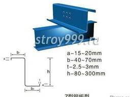 Станок для производства профиля Z120-300 из Китая