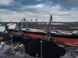 Уголь Антрацит в Китай