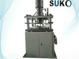 Вертикальный экструдер PTFE(ПТФЭ) 20мм-500мм