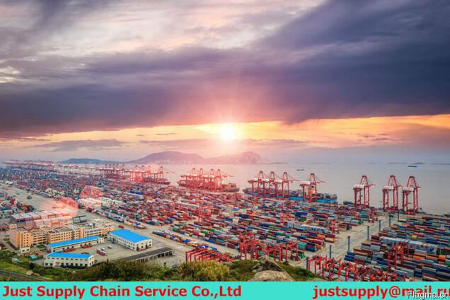 Япония-Алматы,тразитные перевозки через Китай