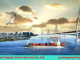 Южная Корея-Казахстан,тразитные перевозки через Китай