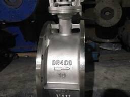 Затвор дисковый поворотный трехэксцентриковый 304 под привод